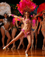 Brazilian dancer