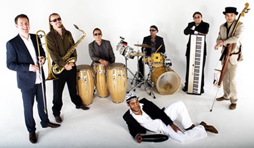 Official web page for Mojito Cuban Salsa band
